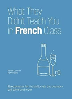 What They Didn't Teach You in French Class: Slang Phrases for the Cafe, Club, Bar, Bedroom, Ball Game and More (Dirty Everyday Slang)
