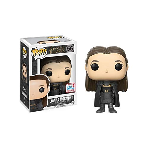 Funko - Figurine Game of Thrones - Lyanna Mormont Exclu Pop 10cm - 0889698151856