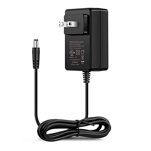 JOYLIT AC 100-240V 50/60Hz to DC 12V 3A 36W Power Supply Adapter, UL Listed 12Volt 3Amp Transformer 2.1X5.5mm Center Positive 5ft Cord US Plug Wall Charger Adaptor for LED Strip Light,CCTV Camera