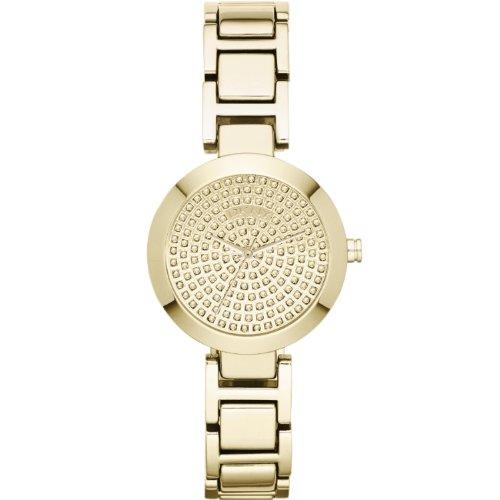 Reloj Dkny Donna Karan Sasha Ny8892 Mujer Dorado