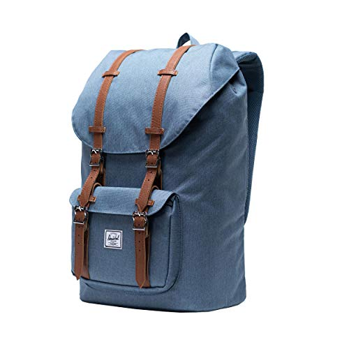 Herschel Little America Mid Volume Unisex Erwachsene Tasche, Little America, Herschel Little America Backpack, Blau, Herschel Little America Backpack