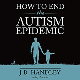 How to End the Autism Epidemic audiobook cover art