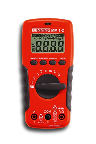 Benning MM 1-2 Digital-Multimeter