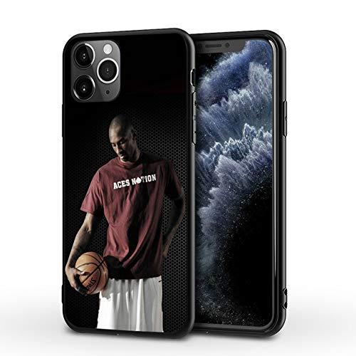 DASHUAI La Caja del Teléfono Móvil Protege El Baloncesto De La Cubierta A Prueba De Golpes De La Carcasa De Plástico del Teléfono
