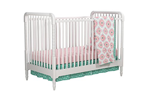 Little Seeds Cora 4 Piece Crib & Toddler Bedding Set