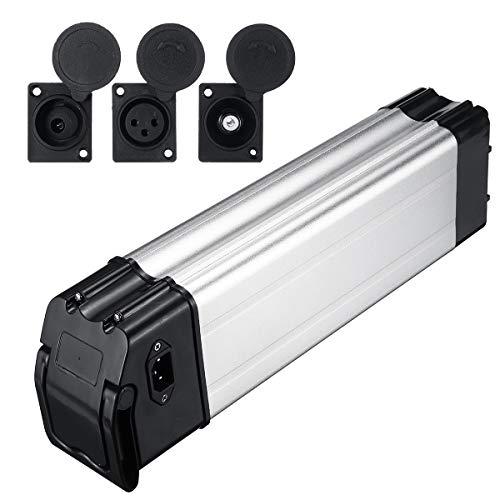 MXBIN Caja de la Caja de la batería eléctrica Cuadro Titular 385x110x76mm...