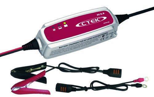 CTEK XC 0.8 Multi-Funktions Batterieladegerät Mit 4-Stufen Technologie, 6V 0.8 Amp