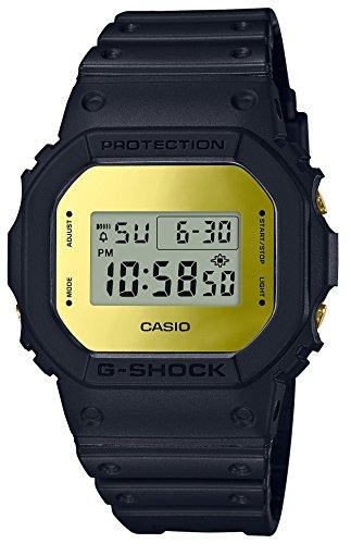 [カシオ] 腕時計 ジーショック メタリックミラーフェイス DW-5600BBMB-1JF メンズ ブラック
