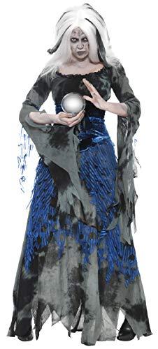 Smiffys Costume devineresse sans scrupules, avec robeet tablier