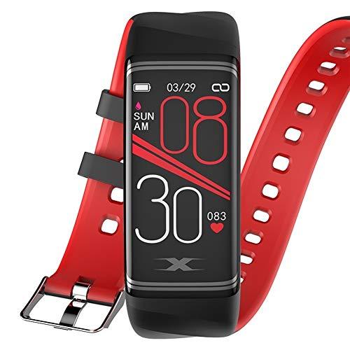 Smart Armband IP68 Waterproof 1.14inch Smart Band Heart Rate Bloeddrukmeter Stappenteller Fitness Traker Smart Polsband