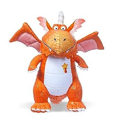 Zog the dragon 9inch Plush Soft Toy, Orange from Aurora
