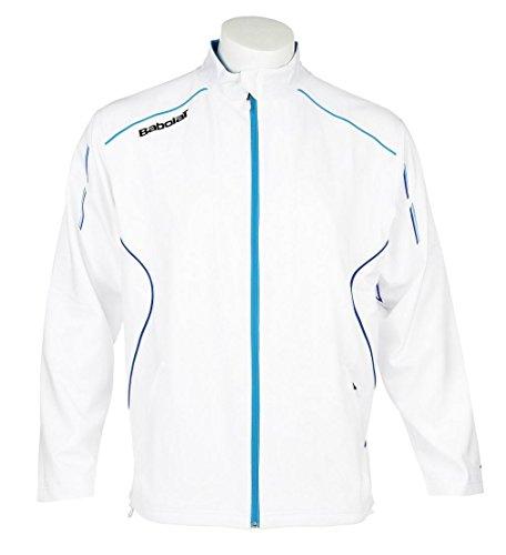 Babolat Damen Tracksuit Jacket Match Core Boy Jacken, Weiß, 164