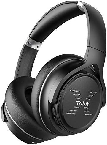 Tribit XFree Go Bluetooth Headphones Wireless Headphones Over Ear with Bluetooth 5 0 HiFi Sound product image