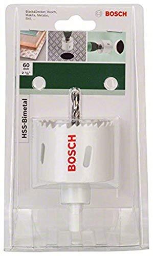 Bosch 2609255611 Scie cloche HSS Bimétal Diamètre 60 mm