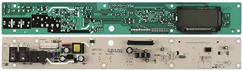 Horeca-Select bedieningspaneel voor magnetron met weergave breedte 50mm model GMW1030 lengte 375mm
