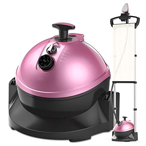 Learn More About 2180W Powerful Steam Travel Steamer, 45S Fast Hot Iron Steamer, with 1.7L Water Tan...