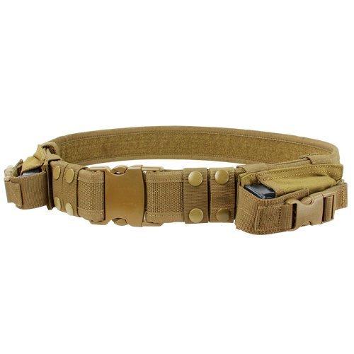 CONDOR TB-003 Tactical Belt Coyote Tan