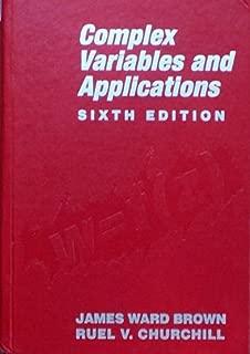 Complex Variables & Applications, Windows - 1995 publication
