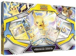 Pok emon Pikachu- GX e Eevee- GX Special Collection (IT)