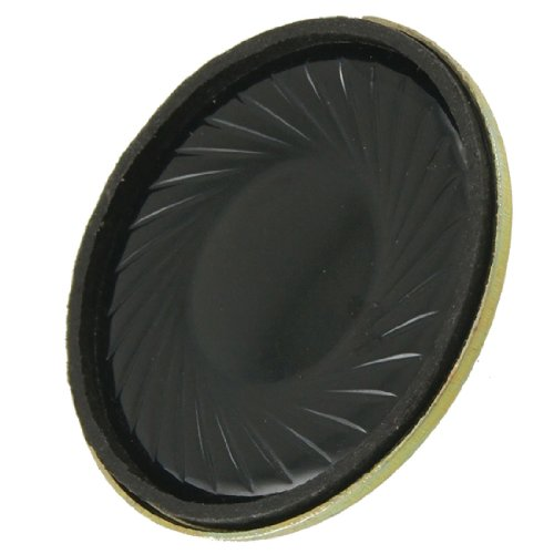 Lowest Price! uxcell Repair Part 8 Ohm 1W 32mm Diameter Magnet Midrange Speaker