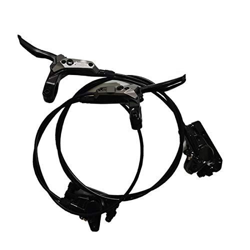 YXSMBP MT200 Freno Bicicleta MTB Juego de Freno de Disco hidráulico Abrazadera actualización de Freno de Bicicleta de montaña para Freno M315 W/N G3 / HS1 Rotor