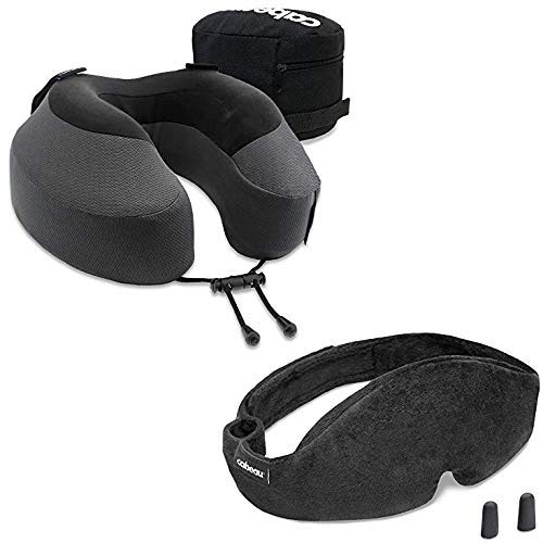 Cabeau Evolution S3 & Midnight Magic Sleep Mask Bundle