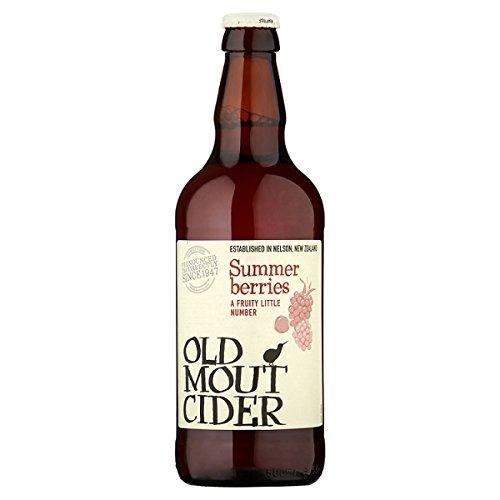 Old Mout Cider Berries und Cherries (Packung mit 12 x 500ml)