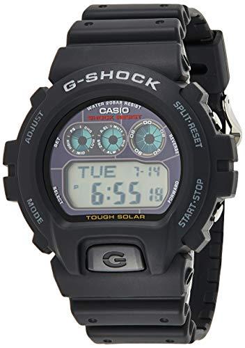 Casio Reloj Digital para Hombre de Cuarzo con Correa en Resina G-6900-1DR