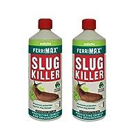 Ecofective Slug Killer Pellets 2 x 650g