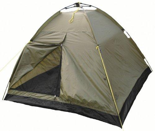 HIGHLANDER Rockall Tente instantanée 2 Personnes Olive