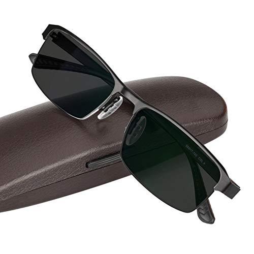 Hochwertige Business-Lesebrille, farbwechselnde Sonnenbrille von Sun Transition, photochrome Brille, Outdoor-Sonnenbrille, Anti-Eyestrain/Anti-Scratch/Anti-Smudgy, mehrere Farben