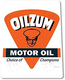 Best oilzum sign for sale Reviews