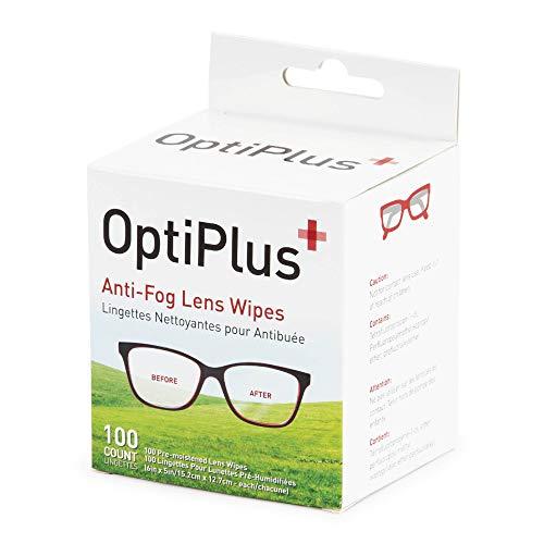 OptiPlus Anti Fog Lens Wipes