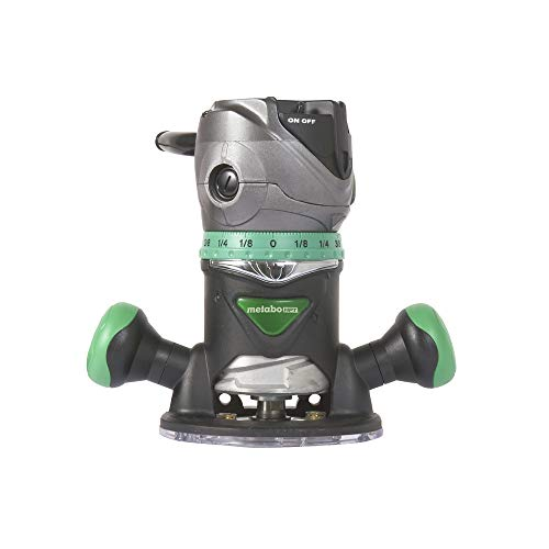 Metabo HPT Router | Fixed Base | 11 Amp Motor