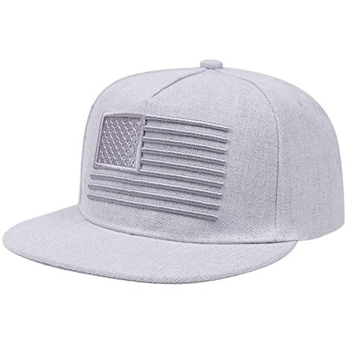 zhongniao Men's Baseball Cap Cotton Golf Cap Adjustable for Men's and Women's Hats Grey