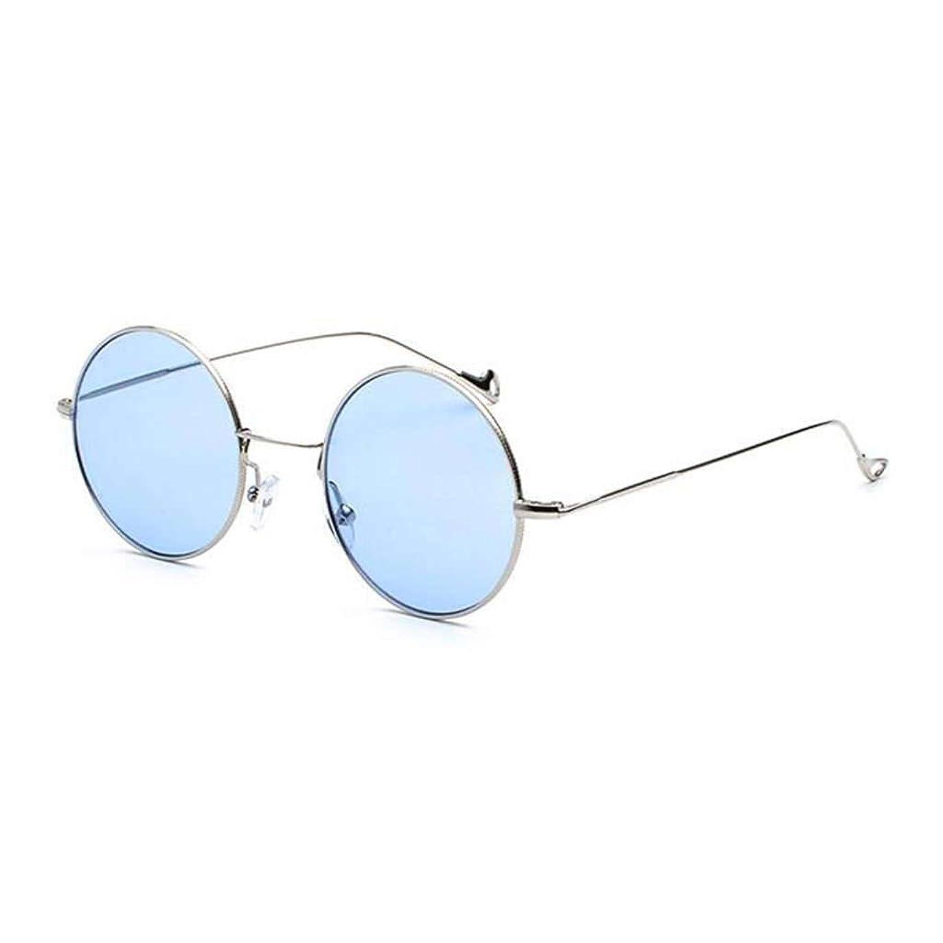 誘惑するショート無駄だアメリカ人レトロサングラス/円形偏光メンズレディースUVカットクラシックサングラスに適し運転釣りサイクリング