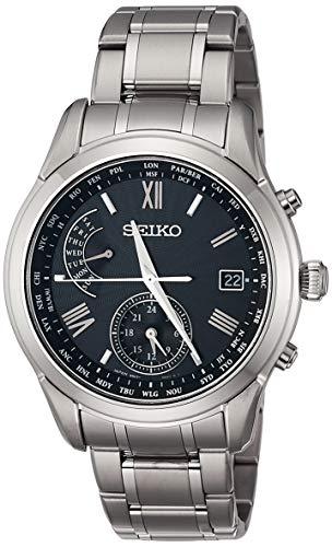 [セイコーウォッチ] 腕時計 ブライツ SAGA309 メンズ シルバー