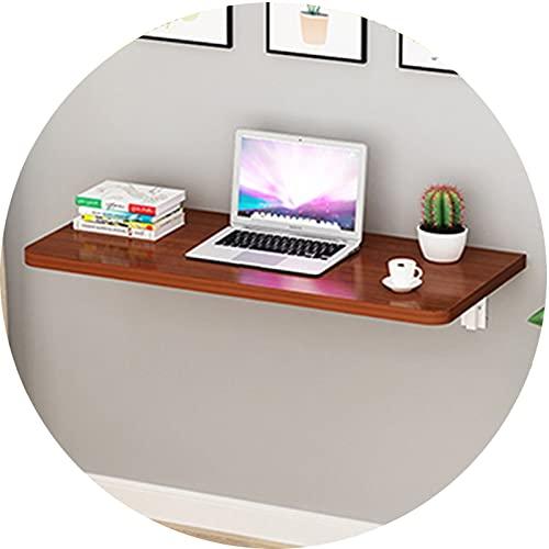 AWSAD Mesa Plegable Cocina Mesa Plegable Pequeña Mesa en La Pared Escritorio Estrecho contra La Pared, Se Pliega en Un Segundo (Color : C, Size : 35X70cm)