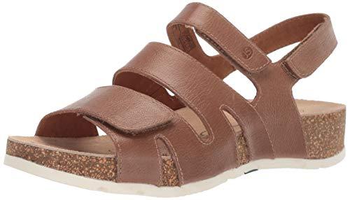 Josef Seibel Women's Tilda 07 Sandal, crème, 40 Medium EU (9-9.5 US)