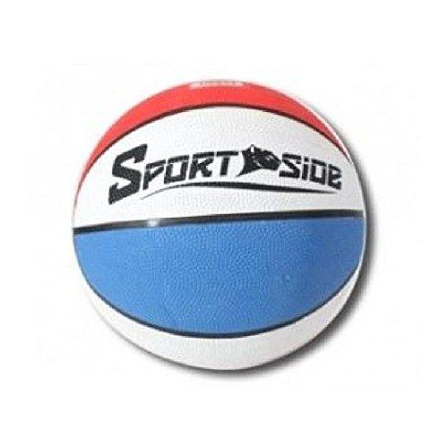 Mgm - 046586 - Jeu De Balle Et De Ballon - Basket Ball Décor Usa - Taille 7