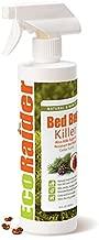 EcoRaider Bed Bug Killer Spray 16 Oz, Green + Non-toxic, 100% Kill + Extended Protection