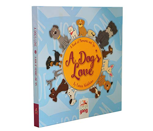 A Dogs Love PET Scrapbook and Milestone...