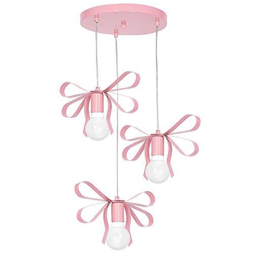 Le luci di sovrapposizione illuminano le luci del pendente Nela light Rosa 3