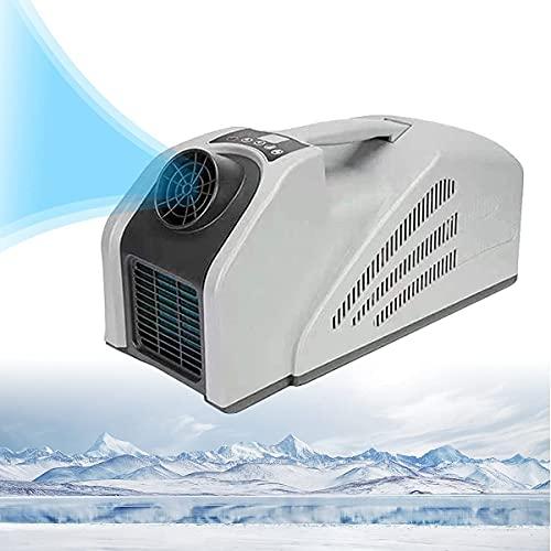 HBSMZS Aria condizionata della Tenda da Esterno 24V, condizionatore d'Aria Mobile, Due modalità, Tre velocità, refrigerazione 2350 BTU, 16 ℃ -30 ℃, Silenzioso, Basso consumo energetico