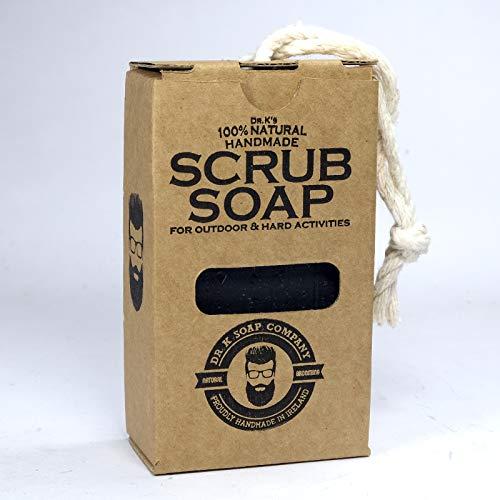 DRK SCRUB SOAP 110GR