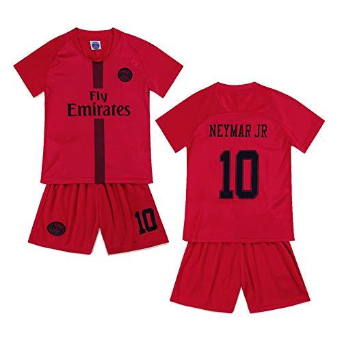 AIALTS Set voetbaljersey voor jongens, Giovanile kit, jersey T-shirt en short Squadra van Club Uniformi competitie trainingspak voetbal set