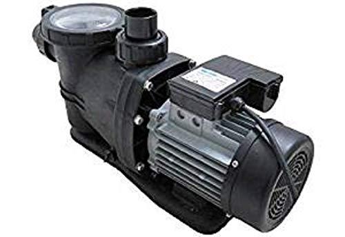 Steinbach Filterpumpe SPS 175-1T, selbstsaugend, 230 V/900 W, Q= 334 l/min, max. Pumphöhe 15 m, mit Zeitschaltuhr, 040090