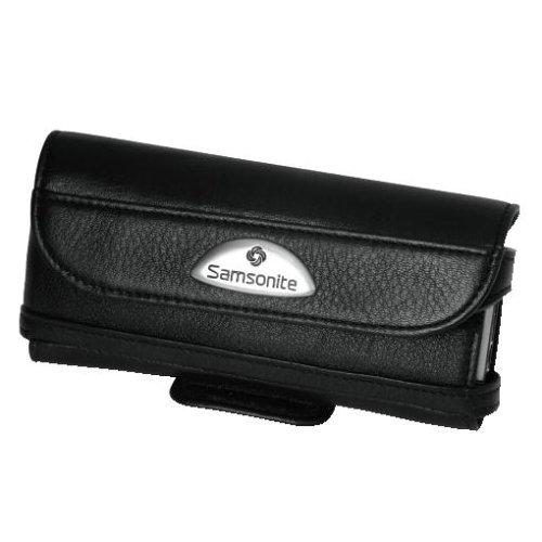 Samsonite Mobile Phone Holster' Business Horizontal', size 2, black funda para teléfono móvil Negro - Fundas para teléfonos móviles (size 2, black, Negro)