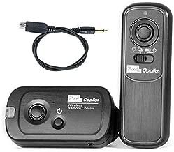 Pixel 2.4GHz Wireless Remote Control DC2 Remote Shutter Release for Nikon D3100, D5000, D7200, D600, D610, D750 Cameras, Replaces Nikon MC-DC2