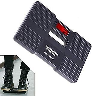 Báscula de pesaje, básculas Báscula Digital LCD Báscula de Peso portátil Mini báscula de Cuerpo para básculas de Piso de baño 150Kg Báscula electrónica de pesaje de Salud